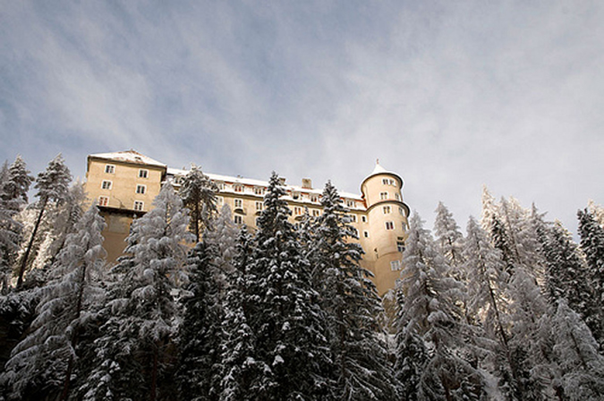 Val Sinestra, Das märchenhafte Schloß im Unterengadin