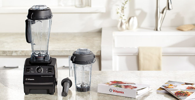 Vitamix  –    Das Multitalent für die Küche
