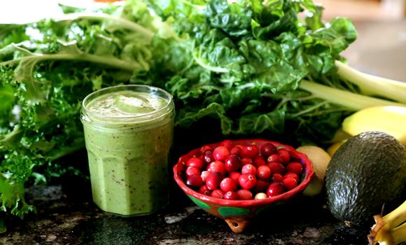 grüne smoothies – Rezepte